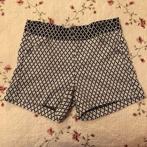 Pants - Black and white shorts!🌸